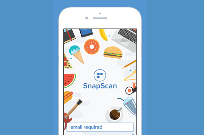 google play store - snap scan, capetownetc