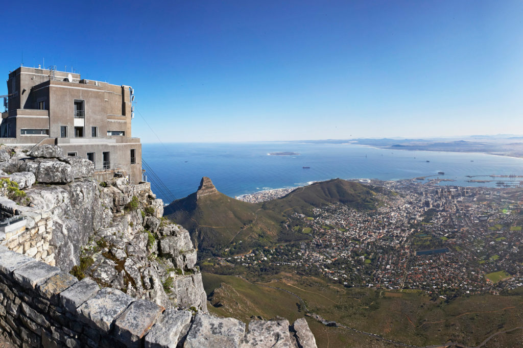 Table Mountain Cableway re-opens after two-week shutdown