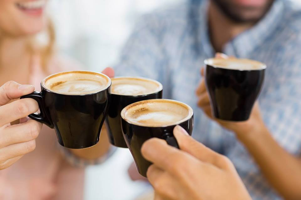 Be a Home Barista