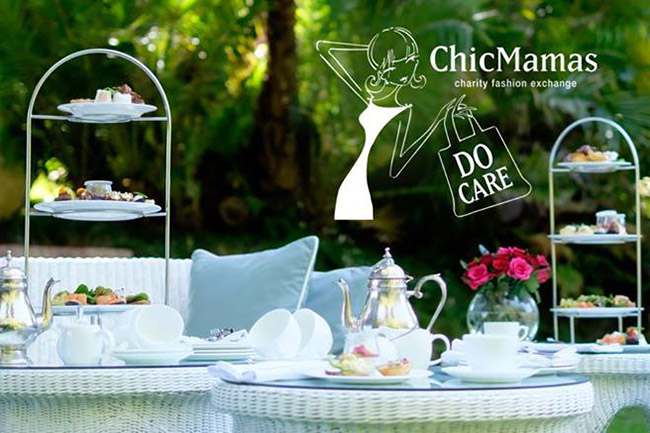 Women's Day 'High Tea With a Difference' at The Cellars Hohenort.
