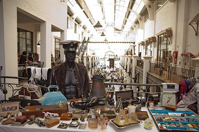 Exploring Cape Town's markets: Craft and vintage markets