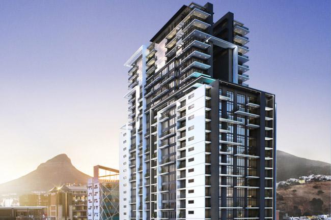 New skyscraper planned for Cape Town
