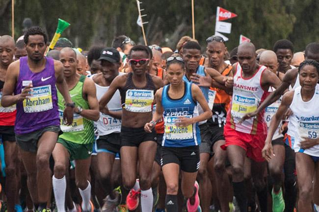 Cape Town Marathon road closures