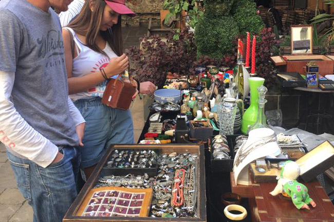 De Oude Kaap Antique Fair