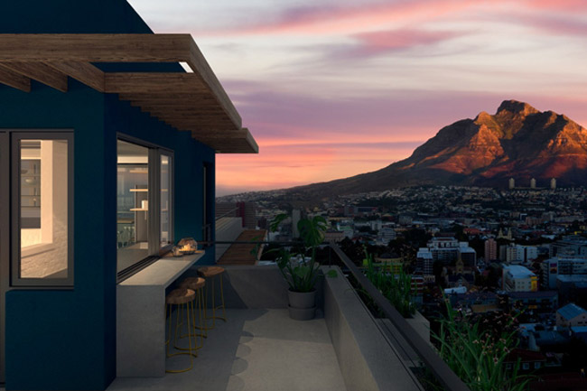 Cape Town city centre to see new range of metropolitan homes
