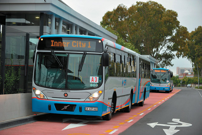 Three-day MyCiTi bus passes for Heritage Weekend