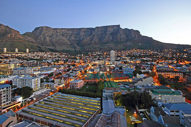 New homes for poor families 5km of Cape Town CBD