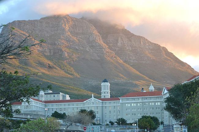 Cape Town morgue groote schuur