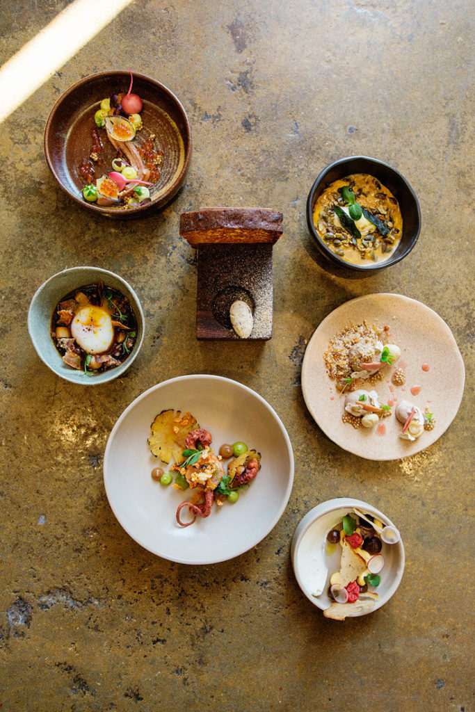 Foxcroft food by Claire Gunn
