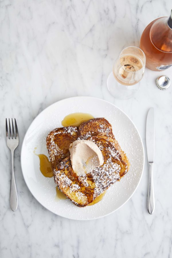 Mulberry & Prince Brioche French Toast by Myburgh du Plessis