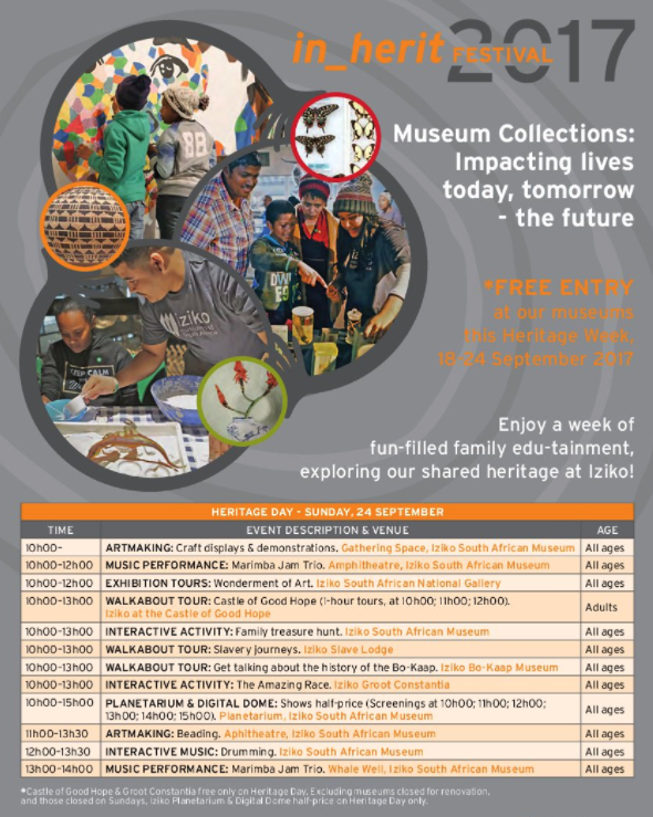 Heritage Day Museum