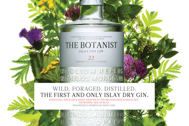 The Forager 2.0 by The Botanist Gin