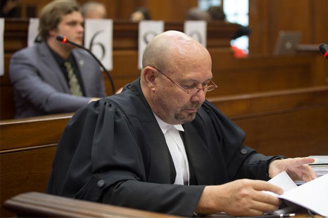Van Breda Trial