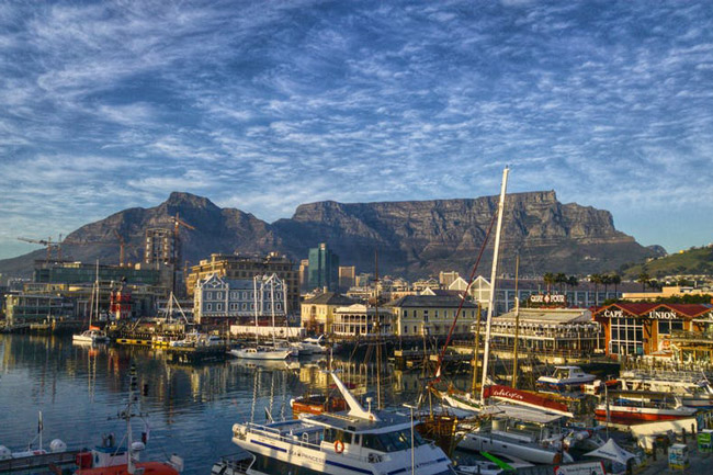 Cape Town makes top 10 visited cities list