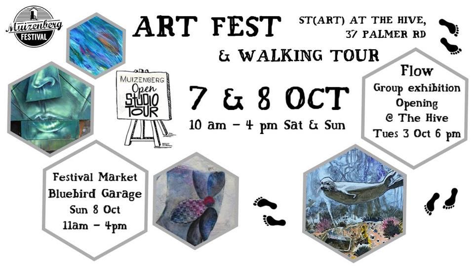Muizenberg Art Festival