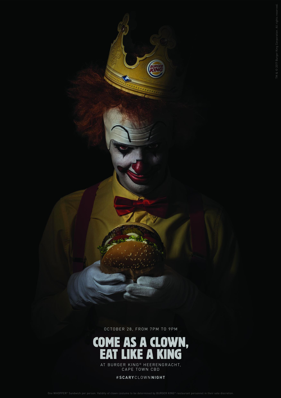 BK Halloween_Scary Clown Night