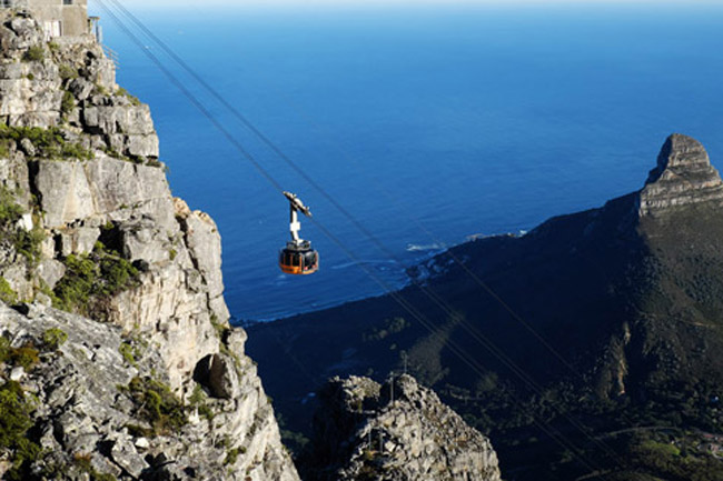 Table Mountain Cableway turns 88!