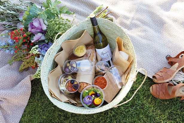 Pick your perfect picnic at Spier
