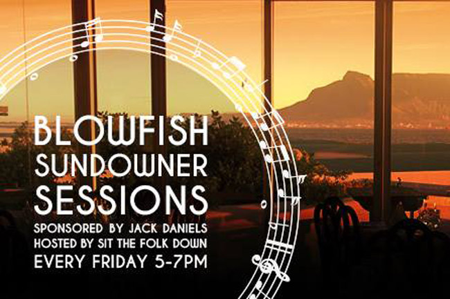 Blowfish Sundowner Sessions