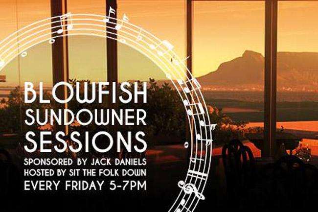 Blowfish Sundowner Sessions