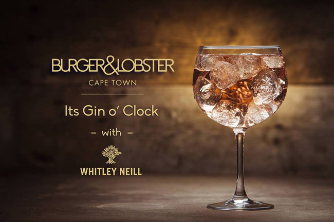Gin o'Clock with Whitley Neill