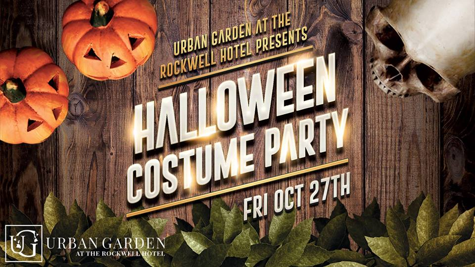 Halloween at the Rockwell