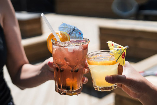 WIN! with #SACW17 - 3 cocktails to shake up your weekend