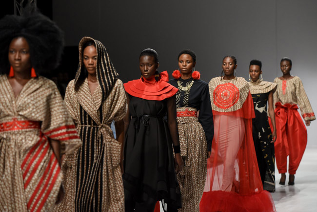#FashionFriday: Our best looks from SA Fashion Week