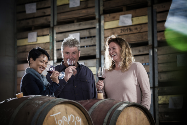 #WineWednesday - New winery Kunjani Wines