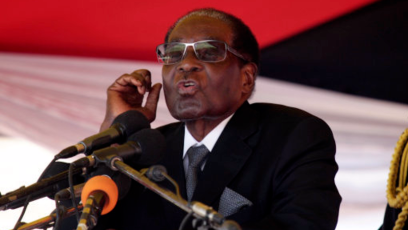 Breaking News: Robert Mugabe resigns