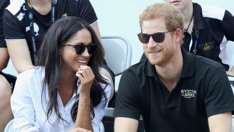 Prince Harry and Meghan Markle are officially engaged