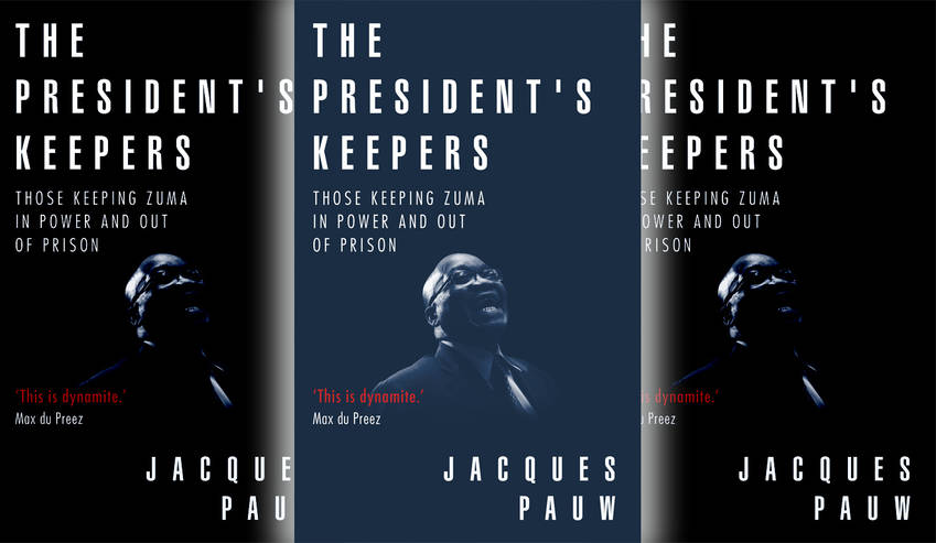 Author of The President's Keeper encourages hacked version to be read
