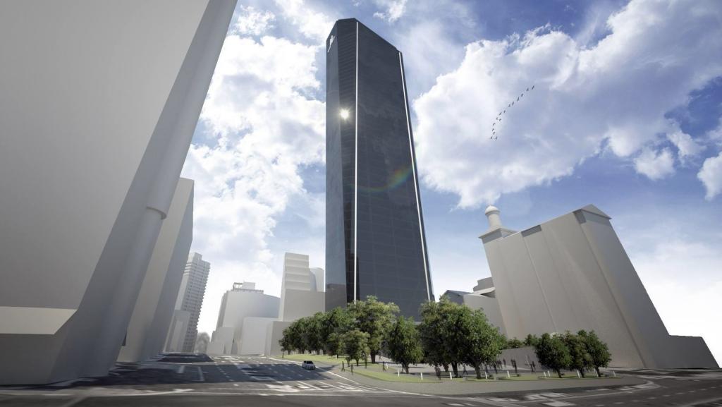Cullinan Square skyscraper