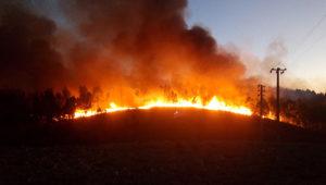 Gordon's Bay Fire