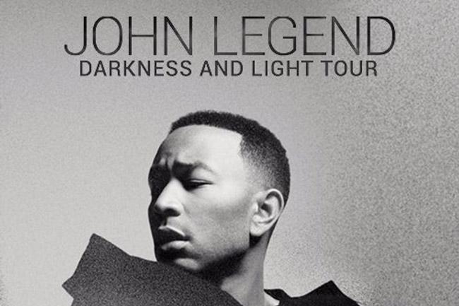 John Legend live at GrandWest