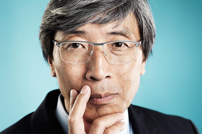 Doctor Patrick Soon-Shiong by Forbes