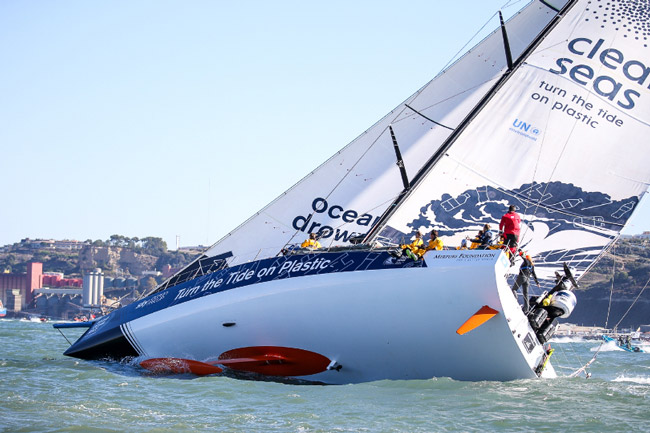 Photography Volvo Ocean Race