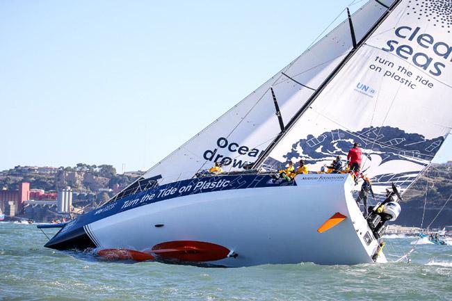 Photography Volvo Ocean Race