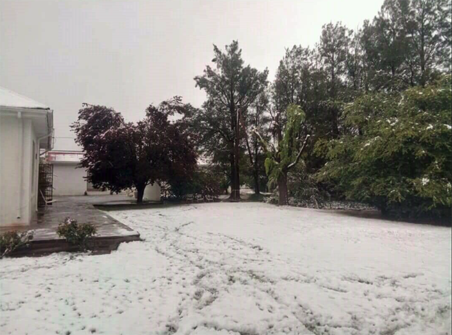 More rain and snow predicted for Western Cape from today