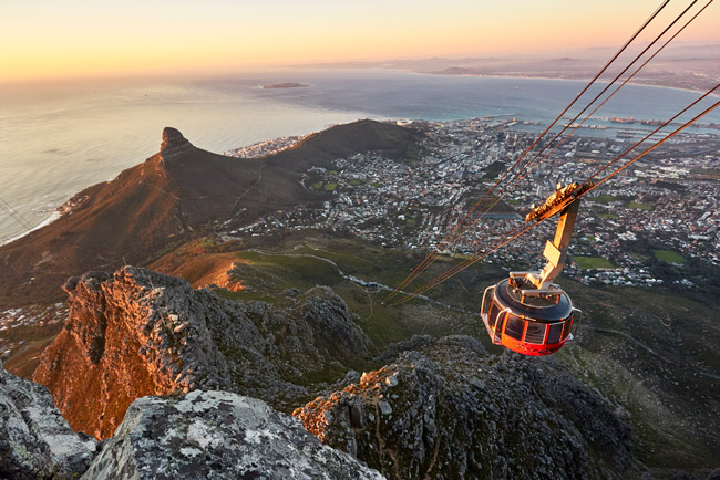 Table Mountain half price sunsets are back