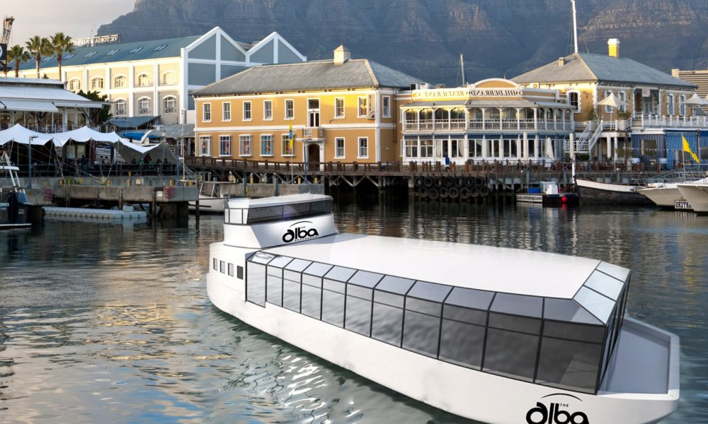 If fine dining floats your boat - The Alba is the answer