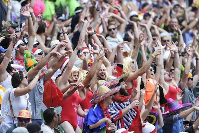 WIN tickets to the HSBC Sevens World Series (Closed)