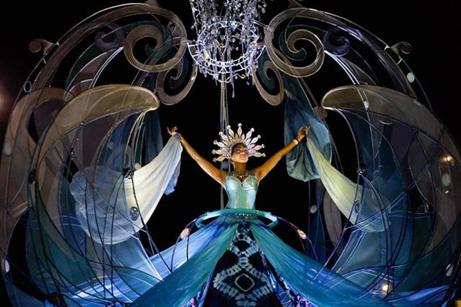 Cape Town Carnival is an ode to Mother Nature