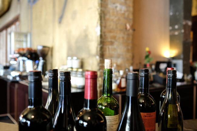 Inner city wine spots #WineWednesday