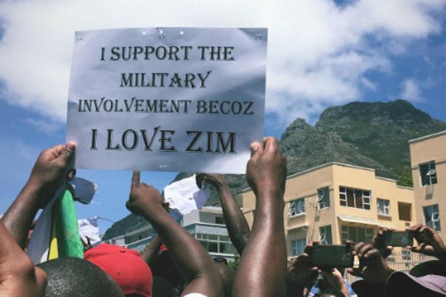 Mugabe ignores resignation deadline, Zanu-PF forced to impeach