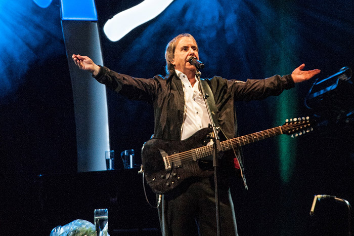 Chris De Burgh is coming to Cape Town