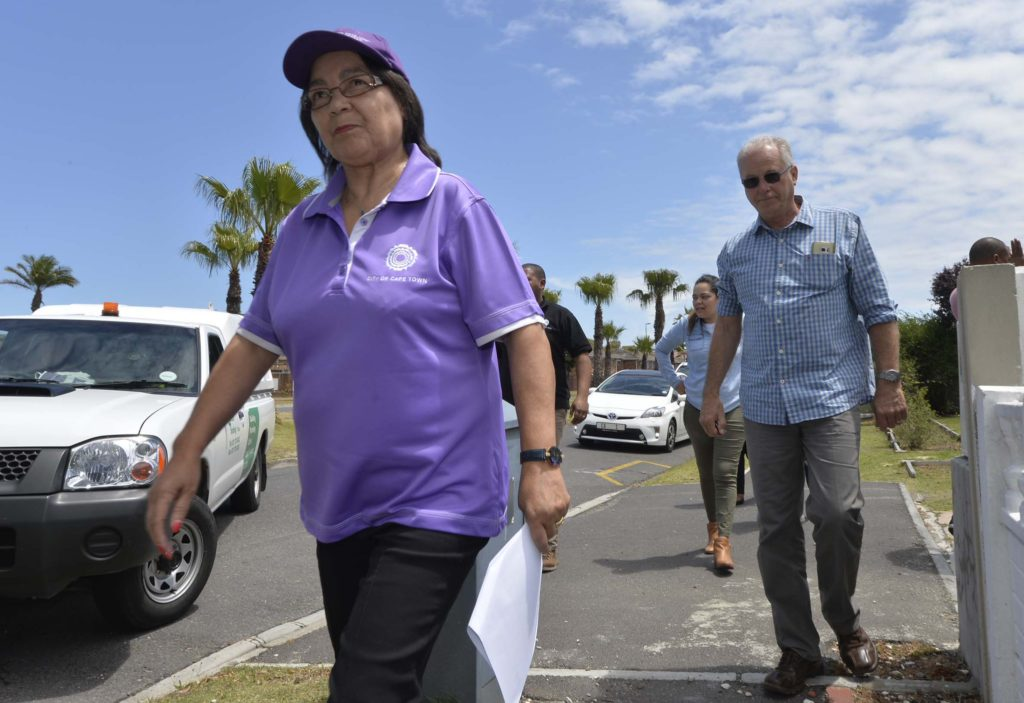 D-Day for Cape Town Mayor
