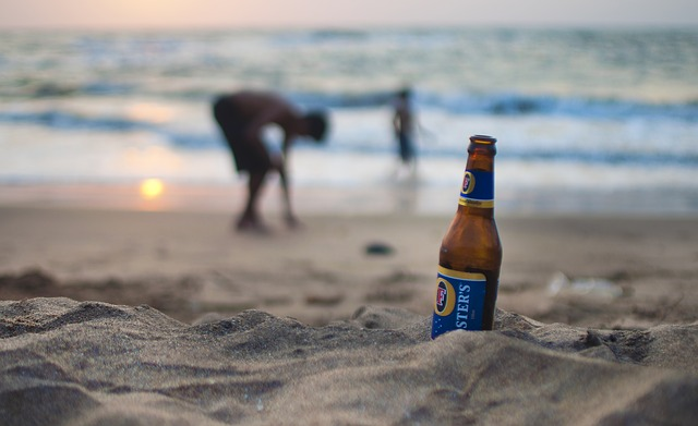 900 bottles of alcohol confiscated on local beaches