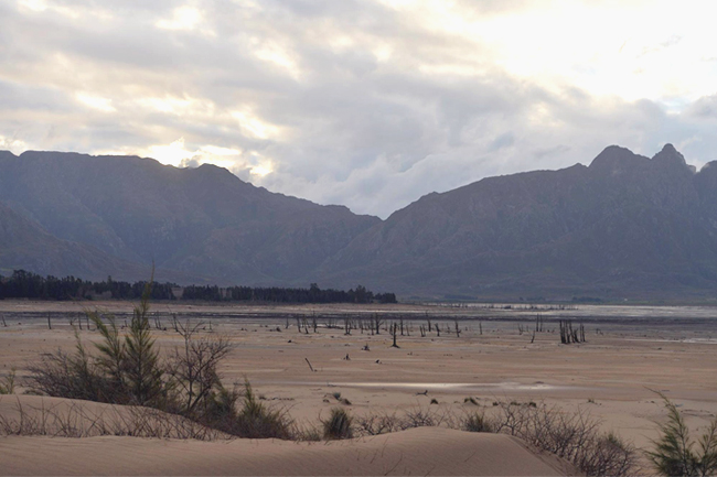 cape town water dam levy