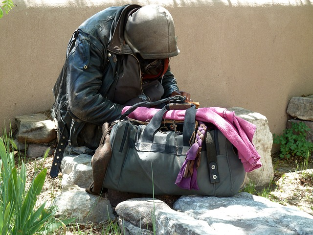 Beggars becoming a nuisance, say business owners